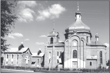 Історія церкви Різдва Богородиці з села Масани