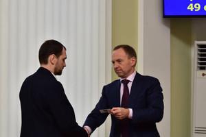 У Чернігівській міськраді новий депутат