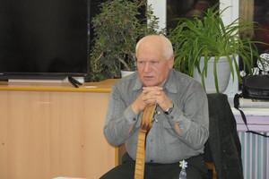 Творчий вечір чернігівського поета і барда Петра Антоненка