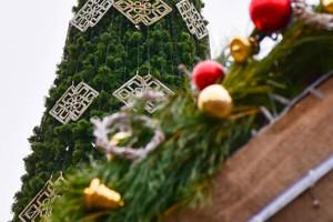 Новорічні свята в Чернігові розпочинаються 19 грудня, 18.00 - відкриття Казкового містечка