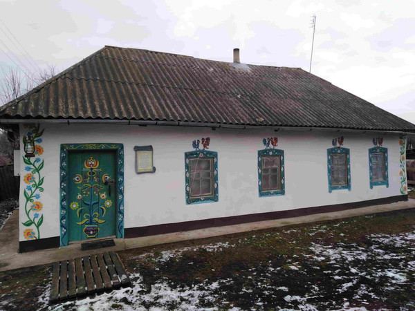 Оригінальний будинок писаря на «Соколиному хуторі»