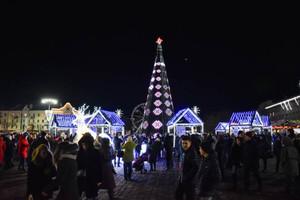 У Чернігові стартувала робота Казкового містечка «Fairy-Winter»