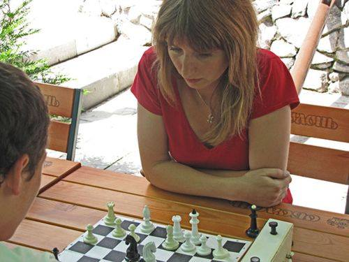 Шахові зірочки недалекого минулого: Наталія Кологойда