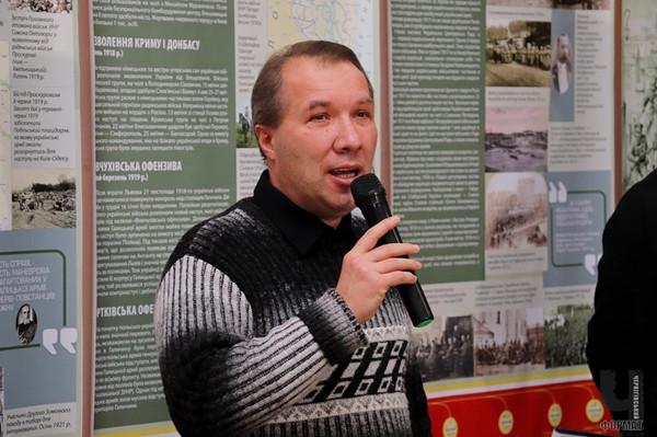 У Чернігові відкрили виставку про українську армію доби Української революції 1917-1921 років