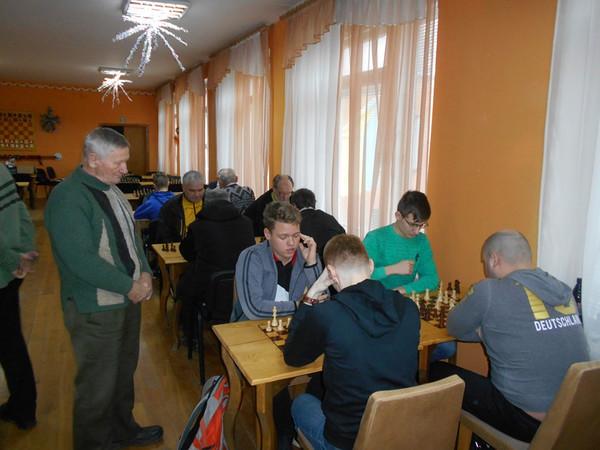 Шахи: перший етап Кубка федерацій за Володимиром Михальським