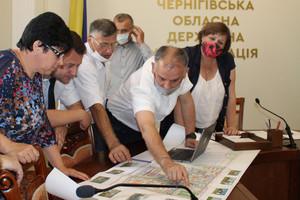 Процес створення першого індустріального парку на Чернігівщині виходить на завершальний етап