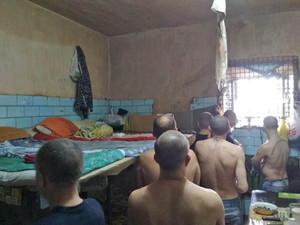 Чернігів: Чому в'язні голодують?