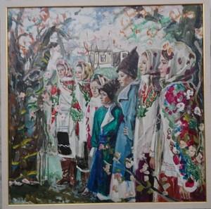 «Чернігів стародавній» запрошує на відкриття виставки Лариси Годунової «Живопис»