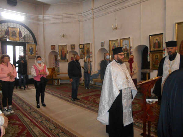 У Чернігові помолилися за загиблих у вересні Захисників України