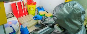 У Чернігові з'явилися нові тести на виявлення коронавірусу
