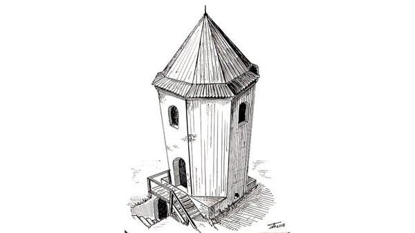 Що таке Вежа – донжон і що вона робить на Чернігівщині?