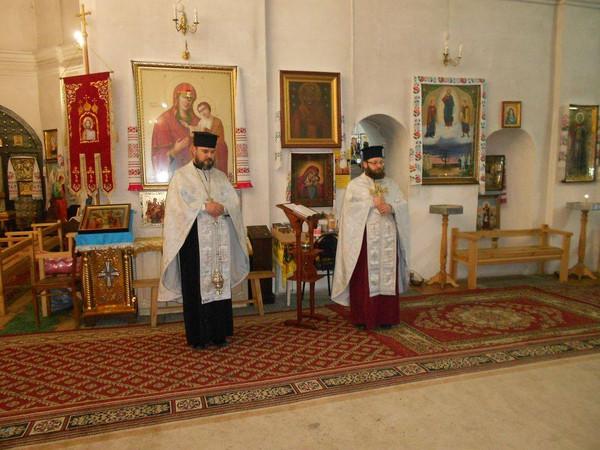 У Чернігові помолилися за загиблого у листопаді Героя та всіх Захисників України