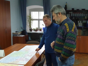 Чернігівський історичний музей імені Василя Тарновського отримав історичні мапи