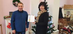 Головні бібліотеки та музеї Чернігова й області першими отримали нове видання Інституту національної пам'яті