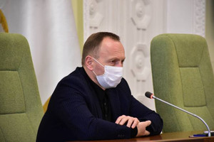 Владислав Атрошенко прокоментував події на установчій сесії обласної ради