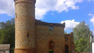 На Чернігівщині відновлюють пам'ятку кінця XIX ст. – вежу графів де Бальменів