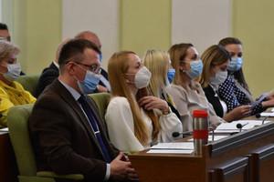 Чернігівська міська рада VIII скликання утворила шість постійних депутатських комісій