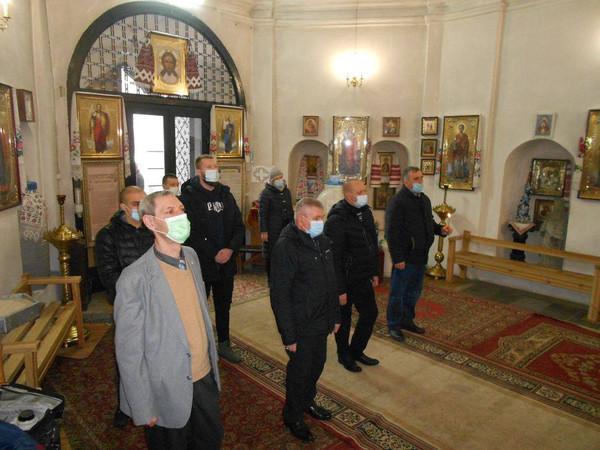 У Чернігові помолилися за загиблих у січні Захисників України
