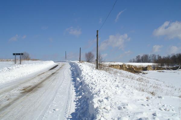 Треба радіти такій сніжній зимі!