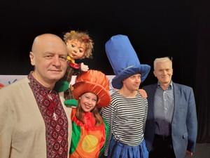 У Чернігівському театрі ляльок відродили дитячу виставу «Кракатунчика»