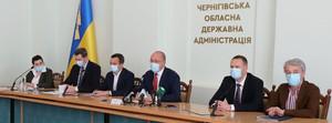 У Чернігові відбулося перше у 2021 виїзне засідання Уряду