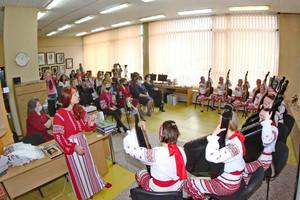 Чернігівській міській школі мистецтв присвоєне ім'я Любомира Боднарука