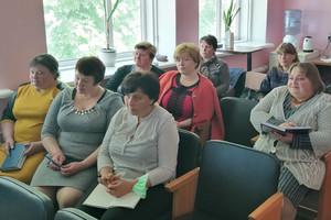 Навчання у Крутівській сільській раді