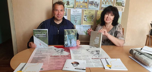 Бібліотекам у Чернігові передали нові видання Інституту національної пам'яті