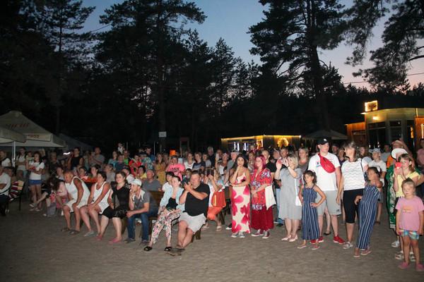 Міжнародний фестиваль «На Голубих озерах» відзначив десятилітній ювілей