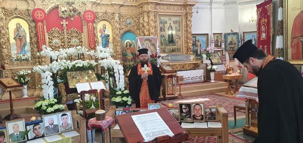 За 14-ма загиблими Захисниками України у квітні помолилися у Чернігові
