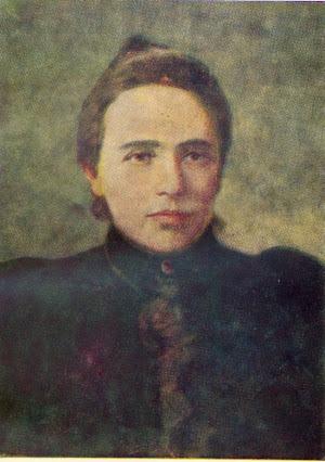 Письменниця з Борзнянщини Любов Яновська
