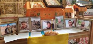У Чернігові помолилися за 7-х загиблих у липні Захисників України