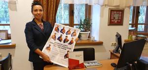 У Гетьманську столицю передано видання Інституту національної пам'яті