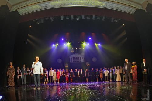 Чернігівський драмтеатр відкрив 96-й театральний сезон (фото, відео)