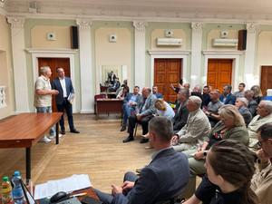 В'ячеслав Чаус: в питаннях охорони пам'яток маємо діяти на випередження, щоб не втратити їх безповоротно