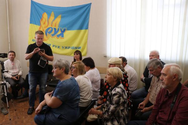 В обласному центрі представлено Музей боротьби за відновлення незалежності України на Чернігівщині